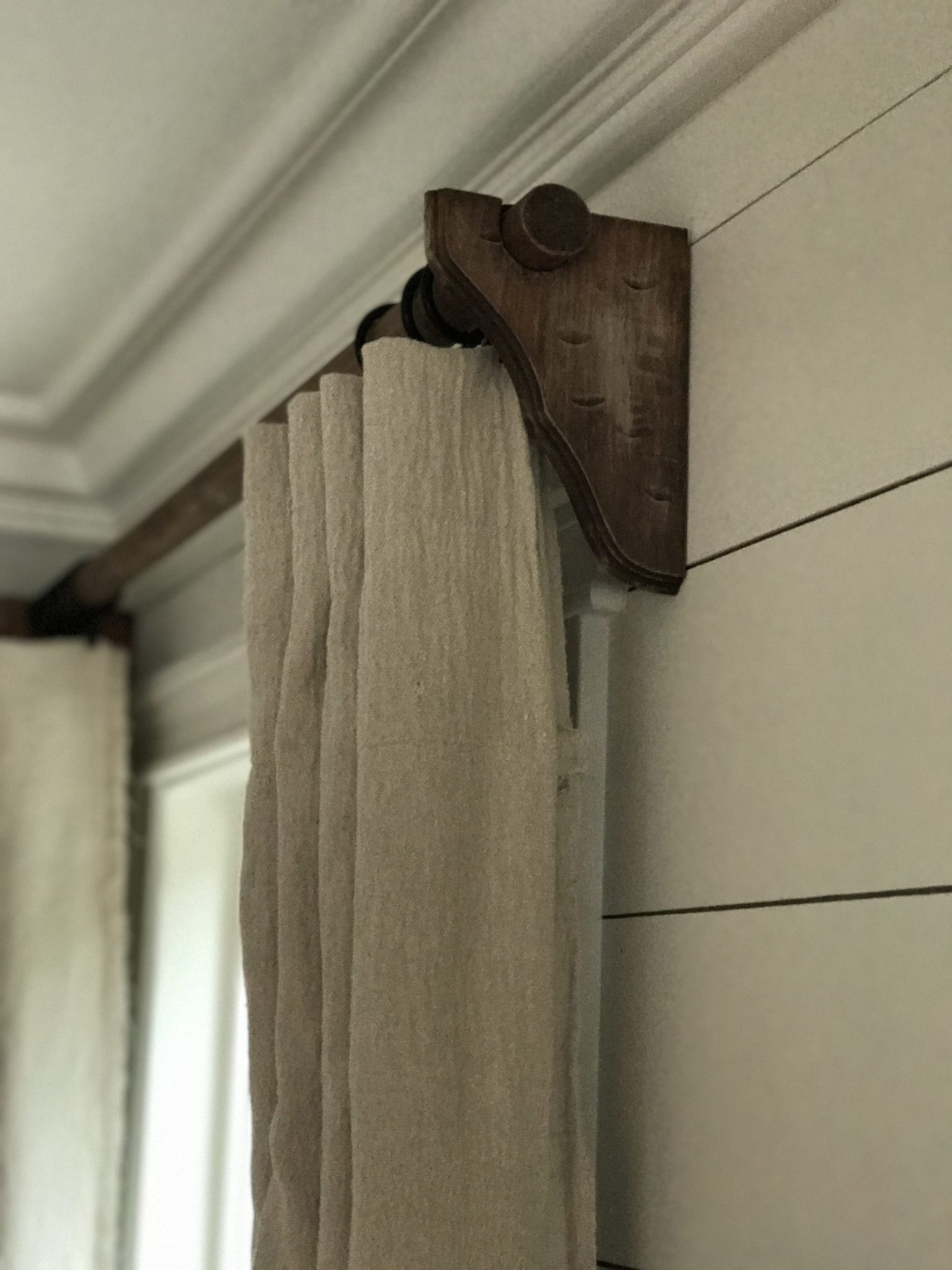 the best diy curtain rods expensive