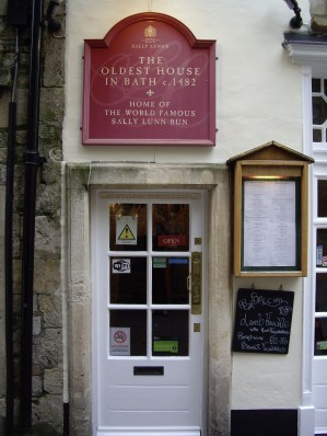 Sally Lunn's, The Oldest House in Bath