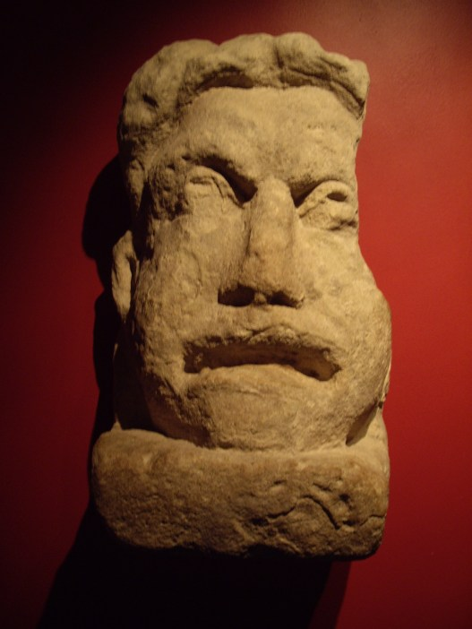 Stone Mask of Theatre Actor