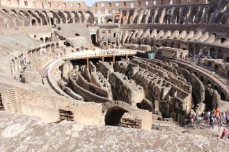 Rome Coliseum Arena