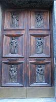 Fancy Rome Door