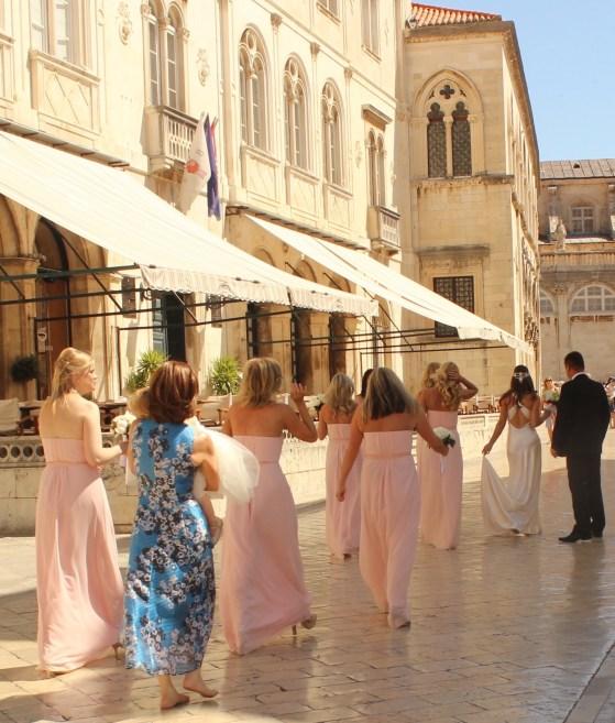 Dubrovnik Bridal Party