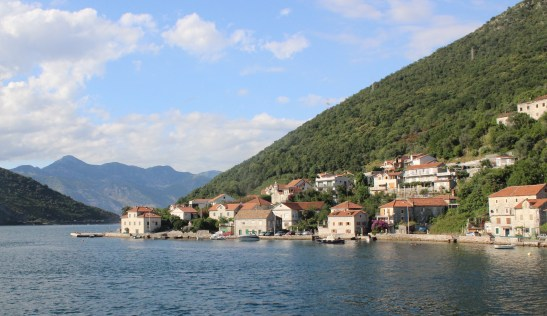 Bay of Kotor Ferry Ride