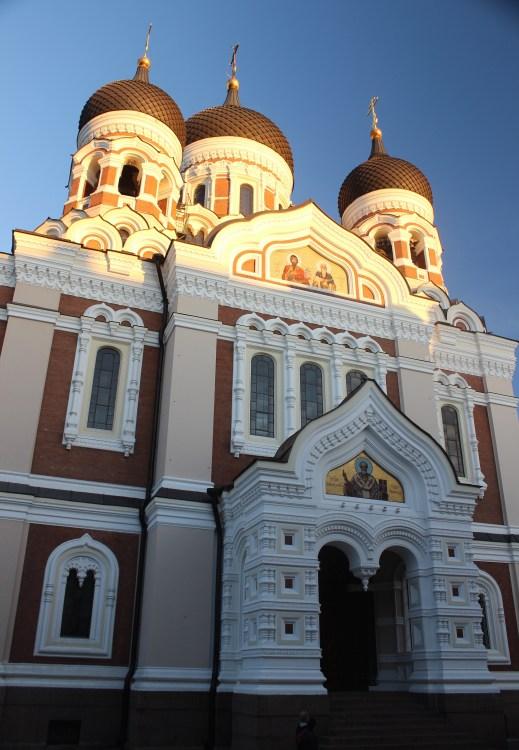 2016 Estonia Tallinn Alexander Nevsky Cathedral