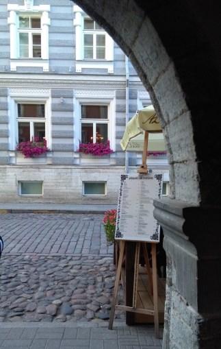 2016 Estonia Tallinn Random View