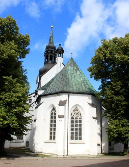 2016 Estonia Tallinn St Marys