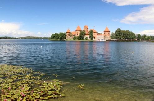 2016 Lithuania, Trakai Lillies3