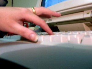 RPG Access Keyboard, monitor