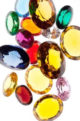 Gemstones and Powers