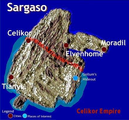 Sargaso - Celikor Empire