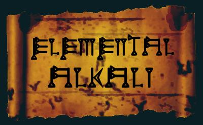 Elemental Book of Alkali