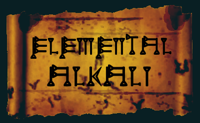 Elemental Book of Alkali