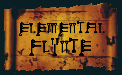 The elemental book of Flynte (fire)