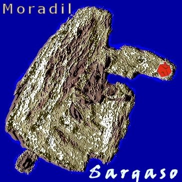 Moradil, Sargaso - now part of the ITeoR, empire.