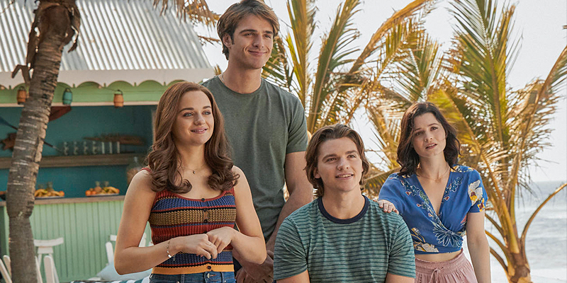 """News/Photos: """"The Kissing Booth 3"""" First Look & Release Date!"""
