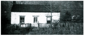 The old Harris Home