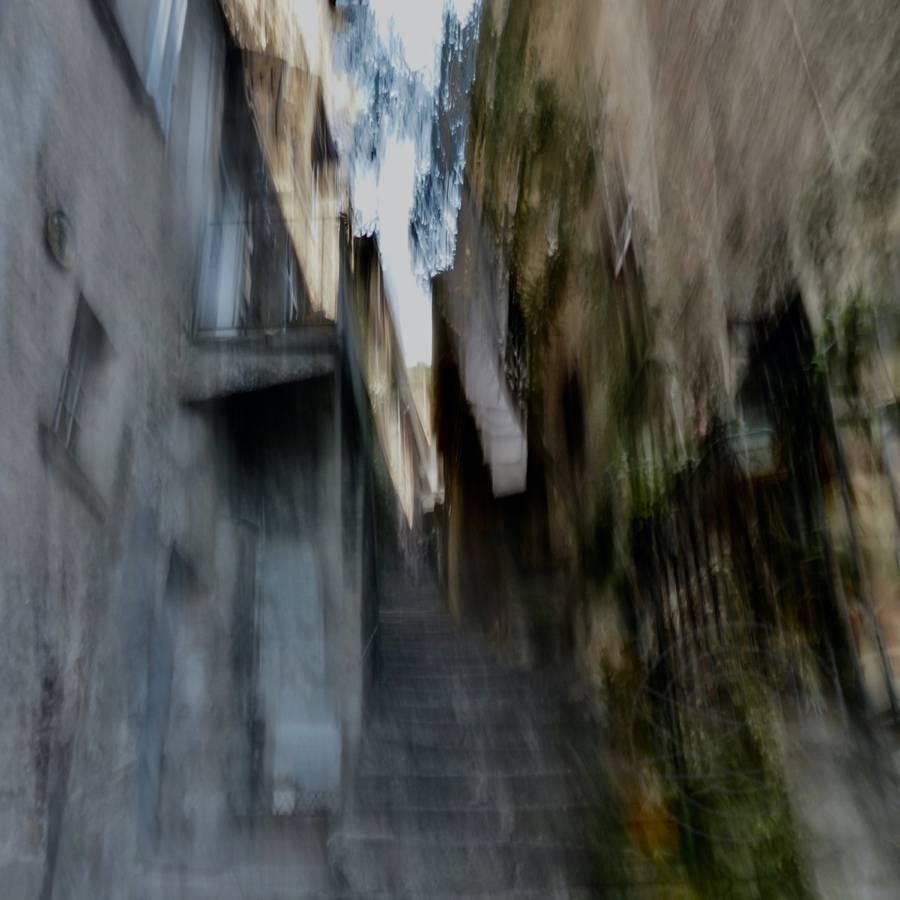 Awakening - Impressionistic cityscape by Jacob Berghoef