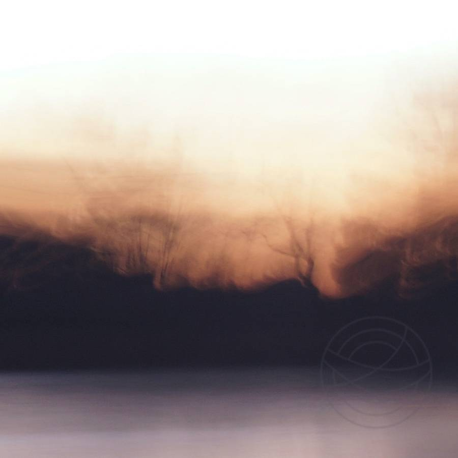 Dying Light (1) - Abstract realistic fine art landscape photography by Jacob Berghoef