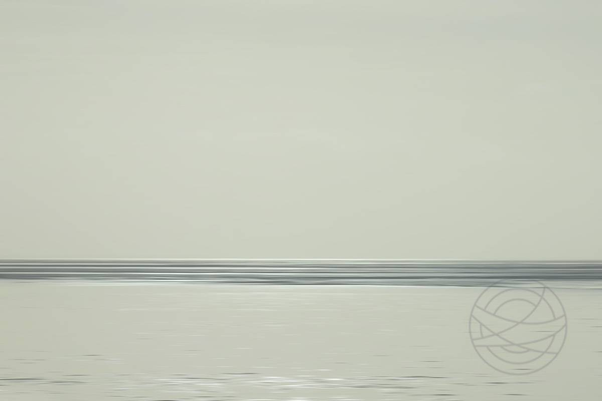Frozen Stillness - Abstract realistic fine art landscape photography by Jacob Berghoef