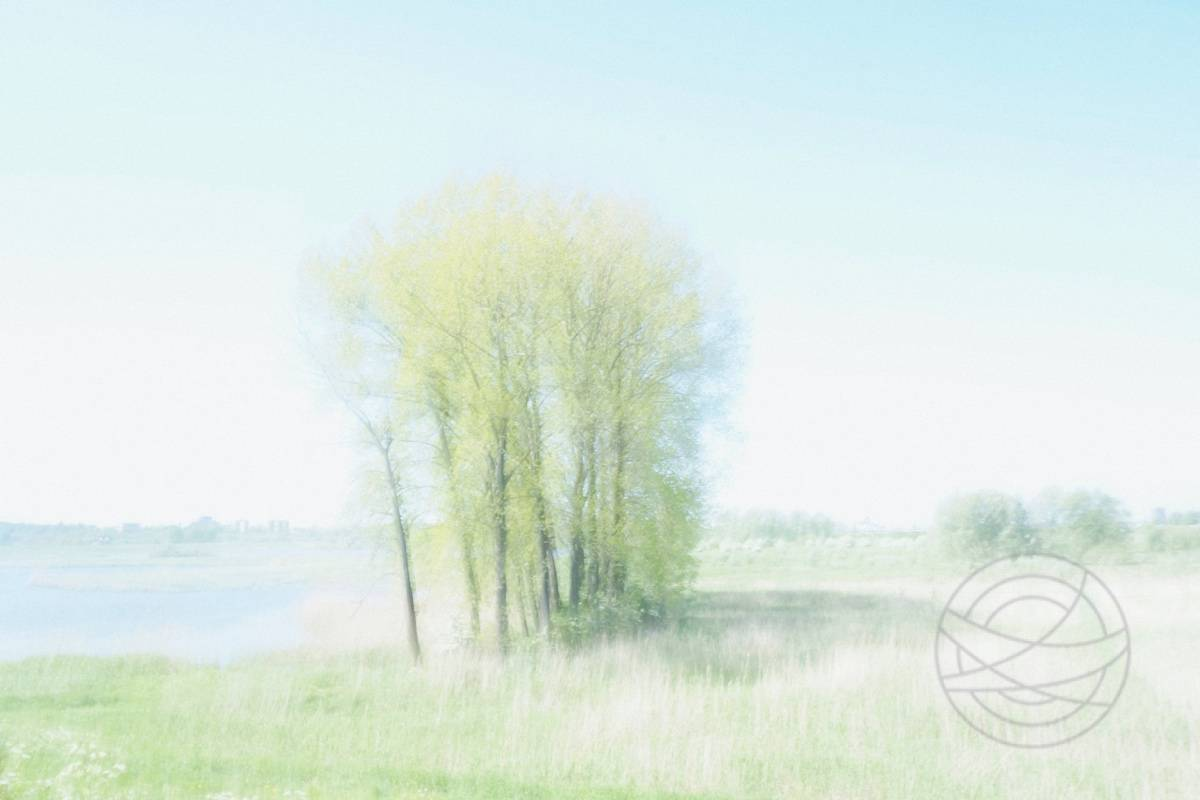 Musing On The Waterfront - Abstract realistic fine art landscape photography by Jacob Berghoef