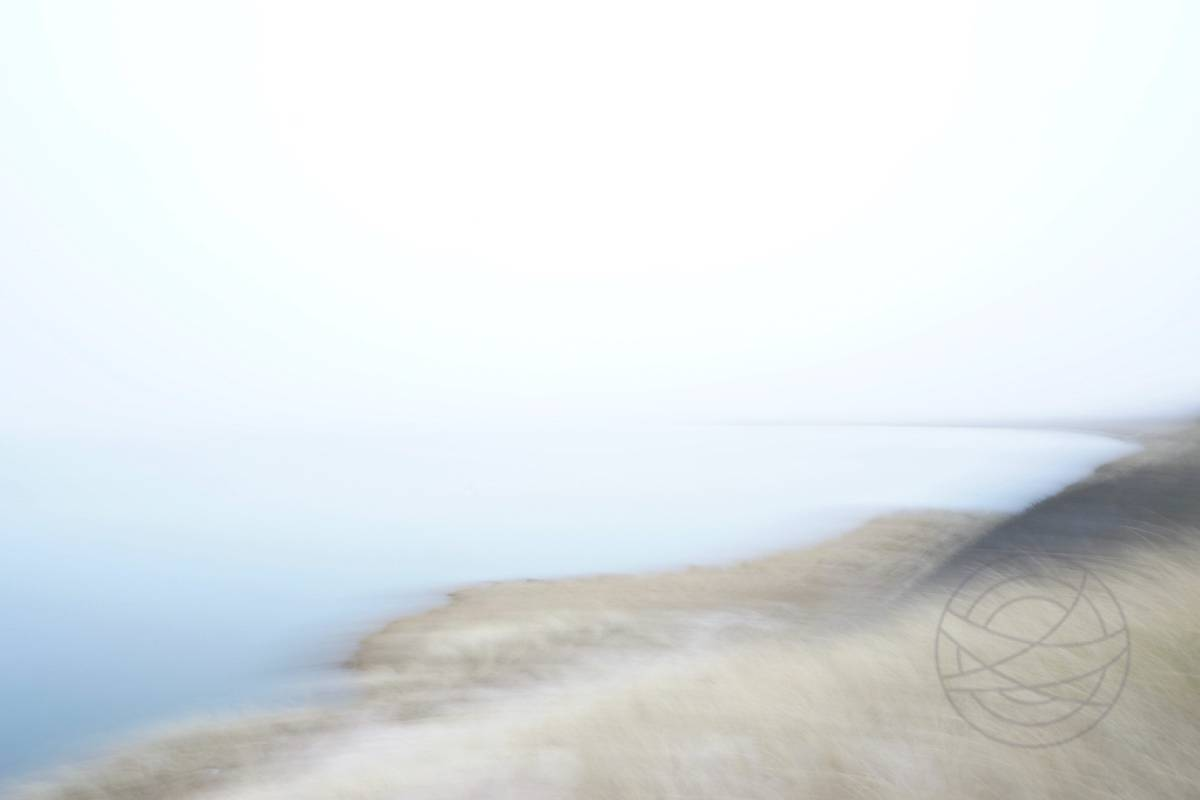 On The Verge Of Perpetuity - Abstract realistic fine art landscape photography by Jacob Berghoef