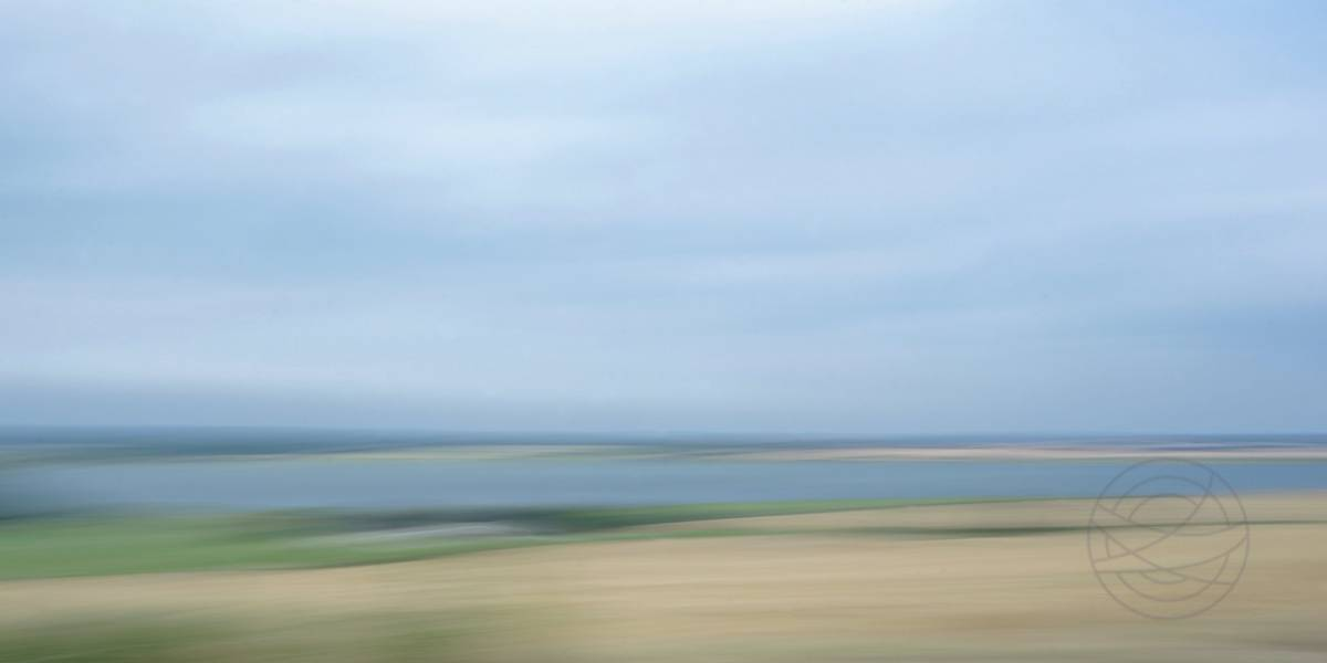 Windswept Memories - Abstract realistic fine art landscape photography by Jacob Berghoef