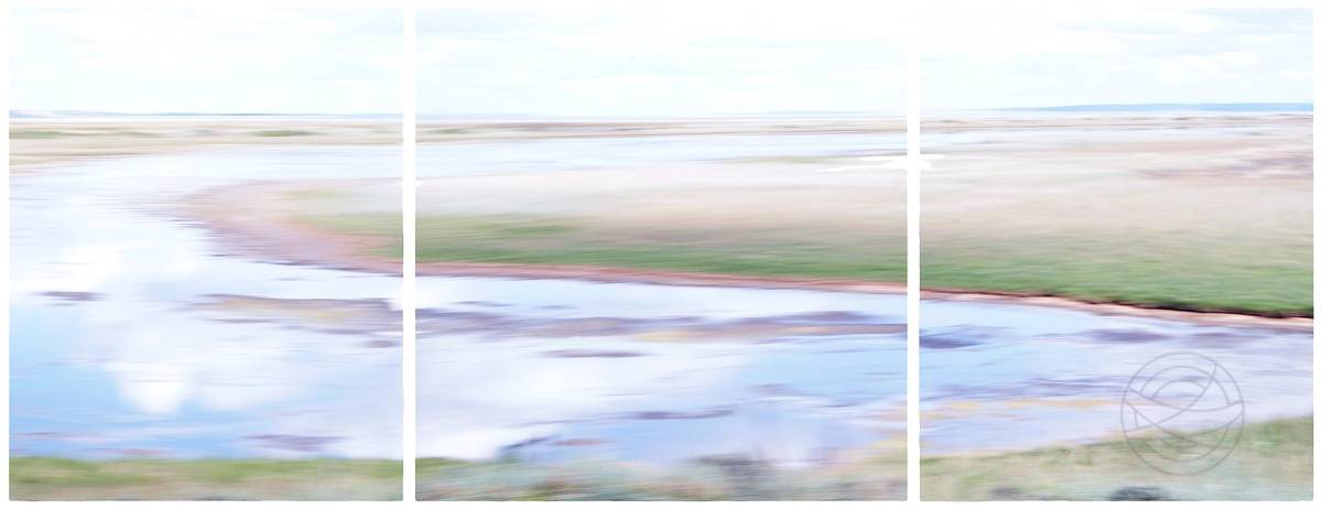 Reflection Of Stillness (1) - Abstract realistic fine art landscape photography by Jacob Berghoef