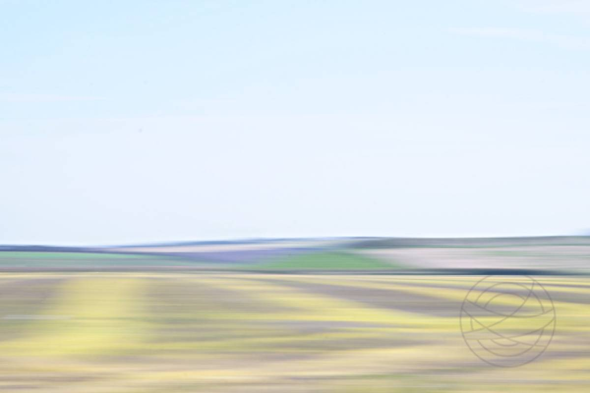 Carry Away My Sorrows - Impressionistic fine art landscape photography by Jacob Berghoef