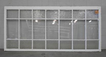 villa verandah end wooden fixed window