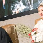 (離婚!)金本かすみが旦那と離婚し、田村淳と再婚へ?