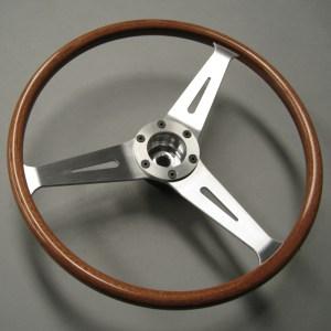 Lotus Seven 7 S2 Wood steering wheel