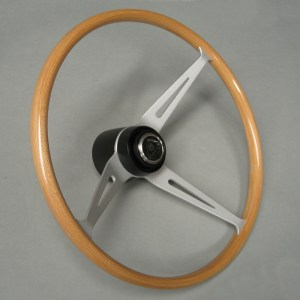 Lotus Cortina Mk1 Steering wheel & boss