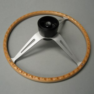 Lotus Cortina Woodrim steering wheel