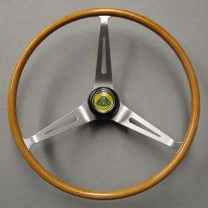 Lotus Elan Studded Steering Wheel