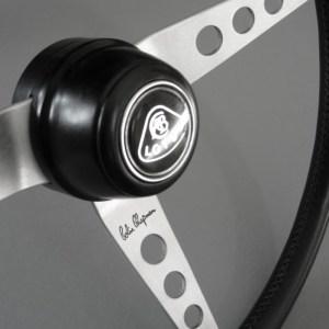 Lotus Elan S4 SE Steering wheel boss & horn push badge