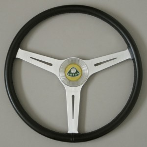 Lotus Elite Springall Steering Wheel