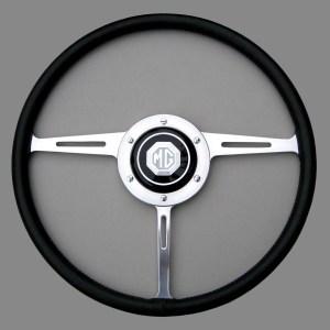 MGA 1500, MGA 1600 Twin Cam Leather Steering wheel
