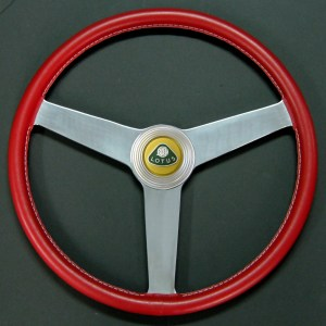Lotus Seven 7 & Seper Seven 7 Steering wheel