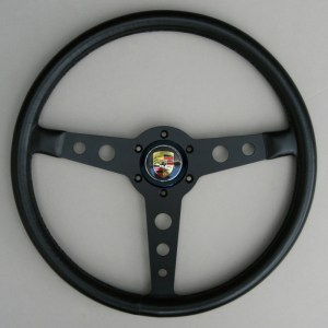 Vintage Porsche 911 SC Carrera RS Factory Optional Competition Steering wheel