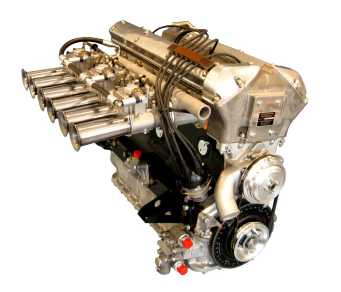 Jaguar D Type Engine