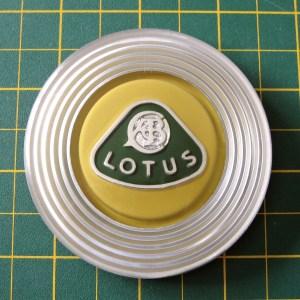 Lotus Steering Wheel Badge