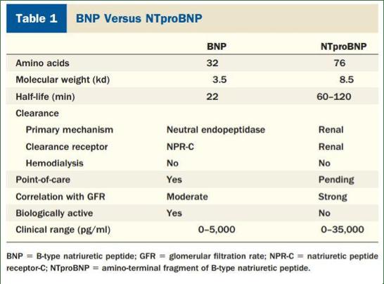 BNP: Data, Diagnosis and Applications