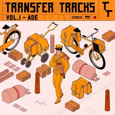 00 Transfer Tracks (Cover by Stefan Glerum)
