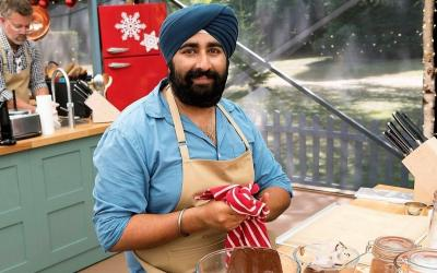 Jiwan: From squirrels to international awards for his pastry!
