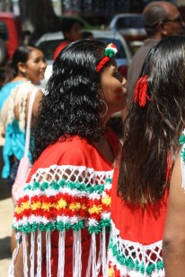 caifesta XI - suriname indigenous people at fort zeelandia (21)