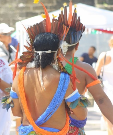 caifesta XI - suriname indigenous people at fort zeelandia (3)