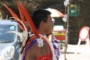 caifesta XI - suriname indigenous people at fort zeelandia (8)