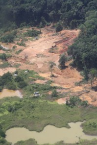 gold mining in guyana - destruction masquerading as progress photo by mark jacobs (70)