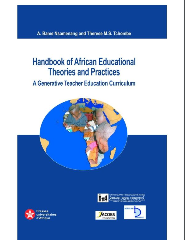 Handbook Of African Educational Theories - Jacobs Foundation