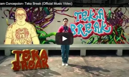 "MTV of the DAY: ""Teka Break"" by Sam Concepcion"